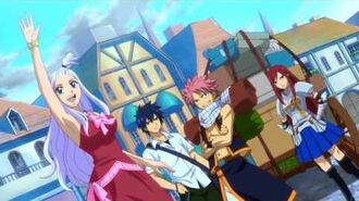 Opening 1 Fairy tail