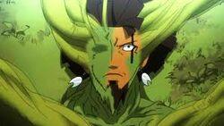 Azuma devient un arbre