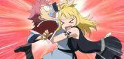 Lucy enlace natsu