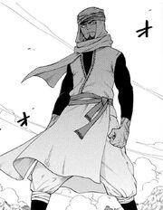 Isamu apparaît
