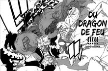 Poing d'Acier du Dragon de Feu Ignir