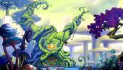 Le Bâtiment de Fairy Tail d'Edolas