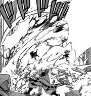 La spirale explosive de jackal