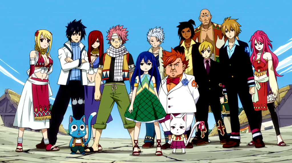 Alliance de lumi re fairy tail wiki fandom powered by wikia - Embleme de fairy tail ...
