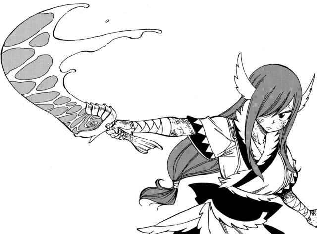 Sabre De Neptune Fairy Tail Wiki Fandom