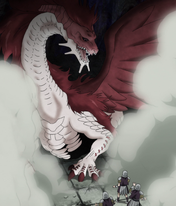 Forme Dragon (Anime)