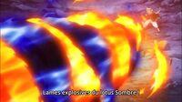 Lame Explosive du Lotus Sombre