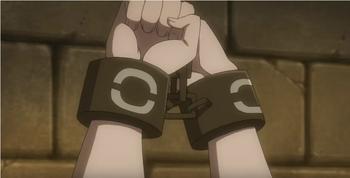 Anime Menottes