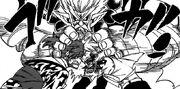 Jienma affronte les Dragons Jumeaux