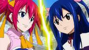 Wendy versus Chelia