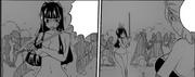 Kagura se remmémore sa défaite face à Dimaria
