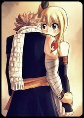 Lucy et Natsu 2