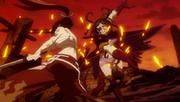 Erza vs Neo-Minerva