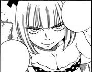 Brandish emprisonnée défie Lucy