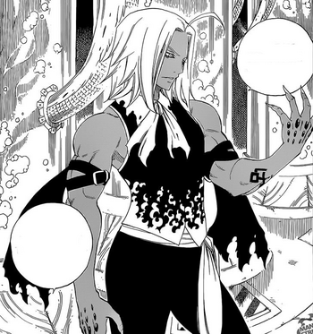 Manga - Forme Normale
