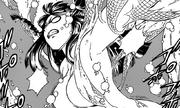 Minerva, le futur démon réagit à l'évocation de fairy tail