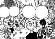 Grey et Loki se dévoilent et demandent à Kanna de se calmer