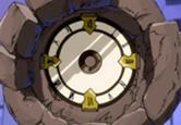 Un fragment de l'Horloge Infinie