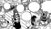 Natsu attaché pour éviter bêtise de sa part