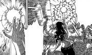 Kanna demande à Mavis son aide, qu'elle puisse protéger la guilde et ceux qu'elle aime