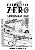 Couverture Fairy Tail Zero 4