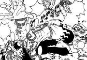 Natsu subit le libération de sa seconde origine
