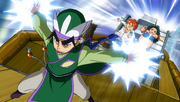 Booster Ondulant Anime