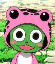 Frosh Profil (Anime)