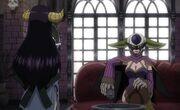 Seila et Kyôka discute de Fairy Tail