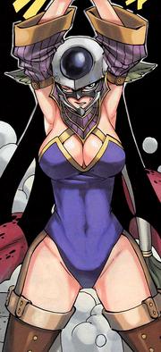 Kyôka manga couleur