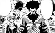 Arcadios et Yukino poursuivent l'explication de Zirconis