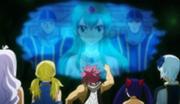 Jade s'adresse aux mages tombés dans le Palais de l'Enfer