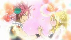 Drague natsu & Lucy