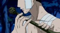 Kageyama s'apprête à jouer la Lullaby