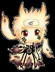 Naruto kyubi