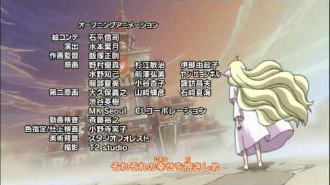 Fairy Tail Ending 13 Subs CC