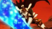 Meteor Blade animé