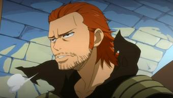 Gildarts's come back - epic face