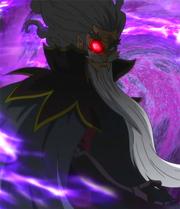 Hades active son oeil démoniaque
