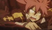 Natsu s'inquite pour Jubia en mauvaise passe face à Keith