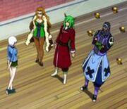 L'Équipe de Raijin accueille Lisana