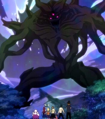 Anime - Forme Démoniaque
