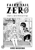 Fairy Tail zero couverture 5