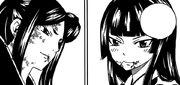 Kagura et Minerva se réconcilient