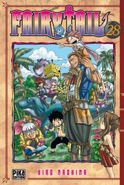Fairy Tail Tome 28 Fr
