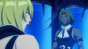 Tempester et Jackal parlent