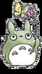 Totoro render 1