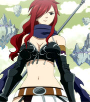 Erza Knightwalker anime