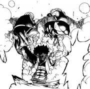 Arcadios sauve Lucy et Yukino