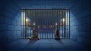 Erza et Natsu sont en prison
